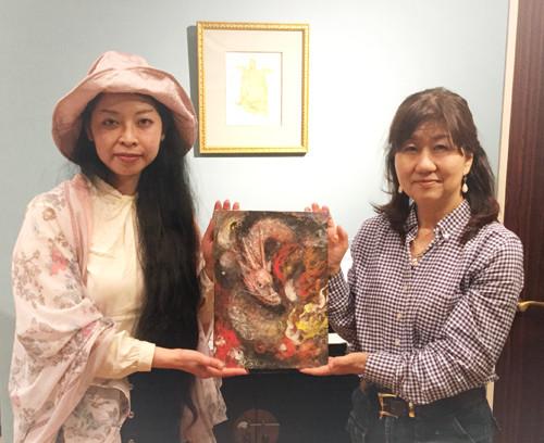 mかずえさんと告知2016-04-30 20.19.24