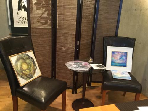 201702対話できる絵画ゆる飲み個展タートル - 23